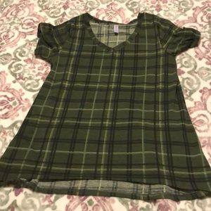 Gently used Lularoe T-shirt.  Size L